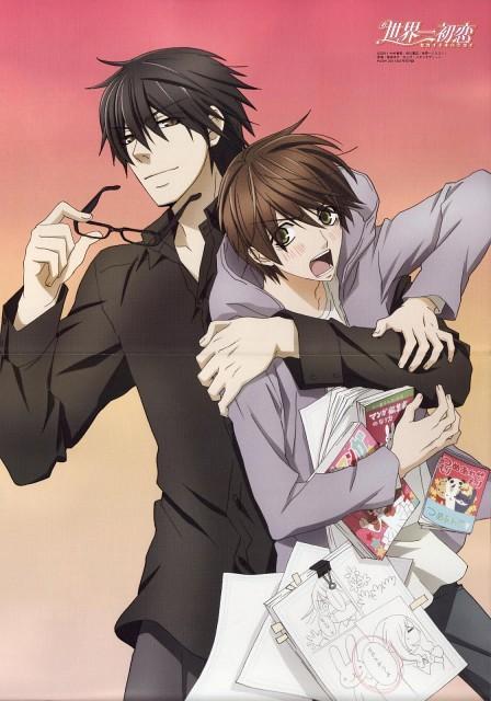 Takano -san và Onodera trong mối tình đầu đẹp nhất thế gian ~~~~